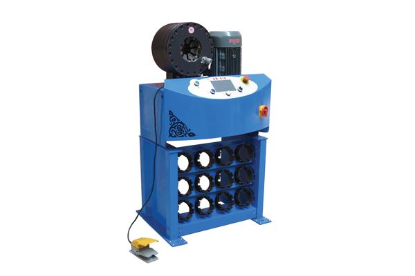 Hidraulični stroj za prešanje creva visokog pritiska za promociju malih poduzeća