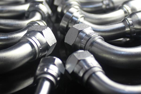 Hidraulički priključci i adapteri 45 GB Metrički ženski 74 Priključci za crevo za sedenje Hydaulic Dijelovi 20791