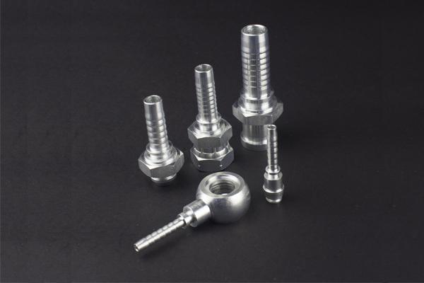 Uljni plin Voda industrijski najkvalitetniji priključak od nehrđajućeg čelika Hidraulična utičnica cijevi